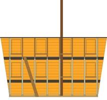 Bateau pirate, cabine de bateau, cabane de jardin, jeu enfant